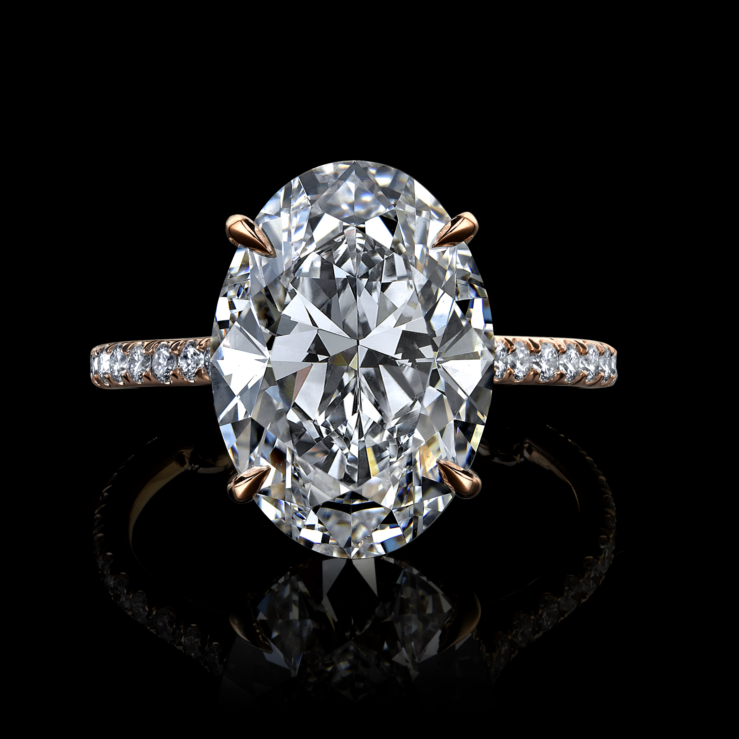 large unique engagement pear ring rings with three this stone trillion diamond stunning of