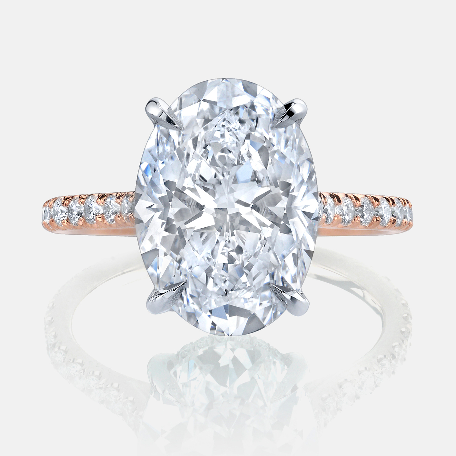 in engagement round white gold rings solitaire diamond daimond d ct ring